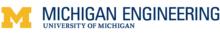 University of Michigan College of Engineering Logo